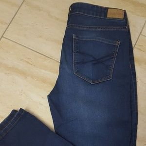 Jeans- Aero high waisted jeggings
